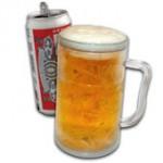 Le Grand test : la chope à bière réfrigérée