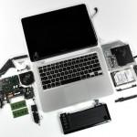 Le Macbook Pro 13″ autopsié.