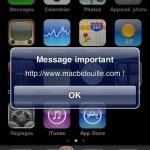 Le tout nouvel iPhone ?