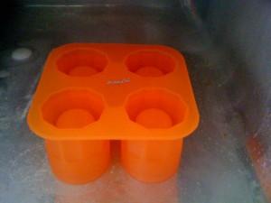 Moule silicone Verres de glace : le grand test