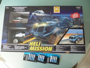 TEST : Picoo Z Hélimission, Camion + Hélico !
