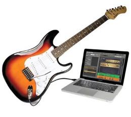 guitare électrique usb